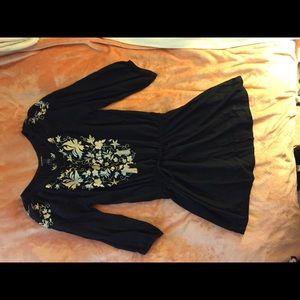 Lucky Brand Dresses - LUCKY Navy Dress